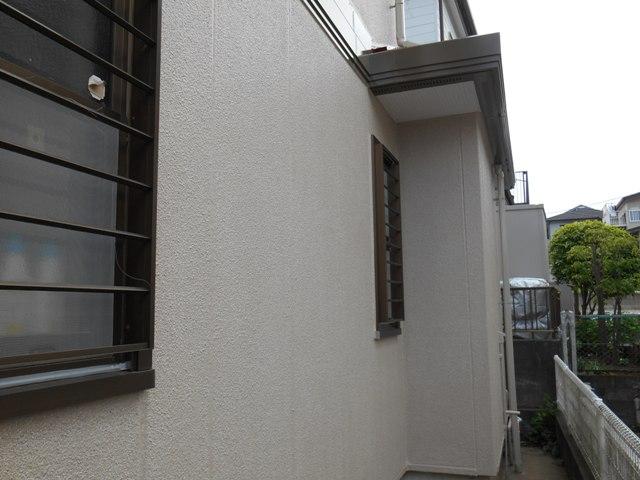 千葉市原市の外壁塗装の外壁塗装完了後