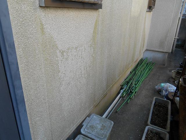 千葉市原市の外壁塗装の外壁塗装前状態